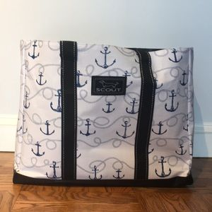 NWT Scout tote